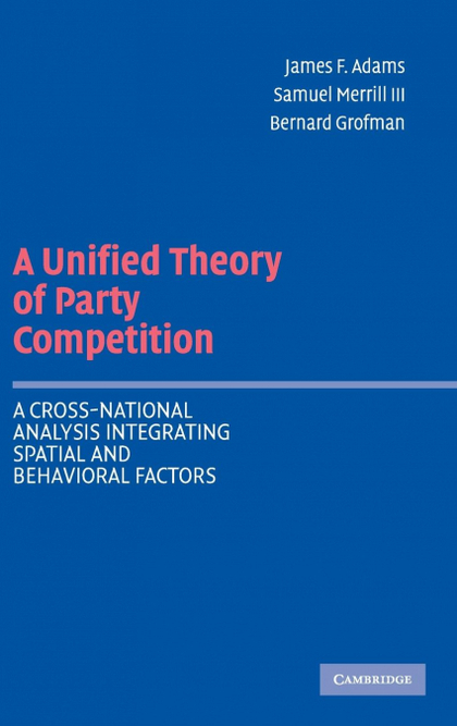 A UNIFIED THEORY OF PARTY COMPETITION