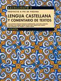 LENGUA CASTELLANA Y COMENTARIO DE TEXTOS, 2 BACHILLERATO