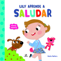 LILY APRENDE A SALUDAR