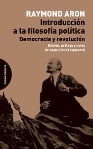 INTRODUCCIÓN A LA FILOSOFÍA POLÍTICA                                            DEMOCRACIA Y RE