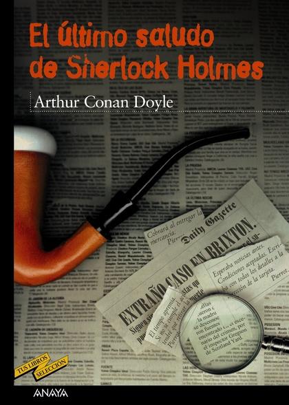 El último saludo de Sherlock Holmes