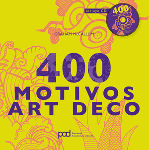 400 MOTIVOS ART DECÓ