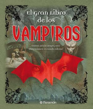 EL GRAN LIBRO DE LOS VAMPIROS