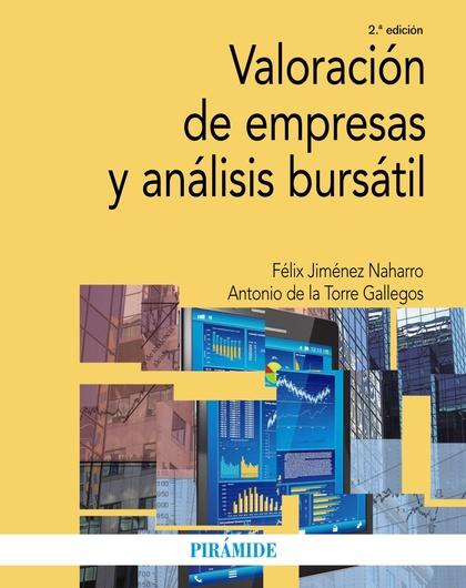 VALORACIÓN DE EMPRESAS Y ANÁLISIS BURSÁTIL.