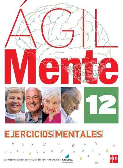ÁGIL, EJERCICIOS DE ESTIMULACIÓN COGNITIVA PARA MAYORES 12