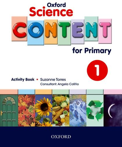 SCIENCE CONTENT FOR PRIMARY 1 ACTIVITY