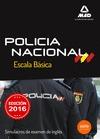 SIMULACROS EXAMEN INGLES POLICIA NACIONAL ESCALA BASICA.