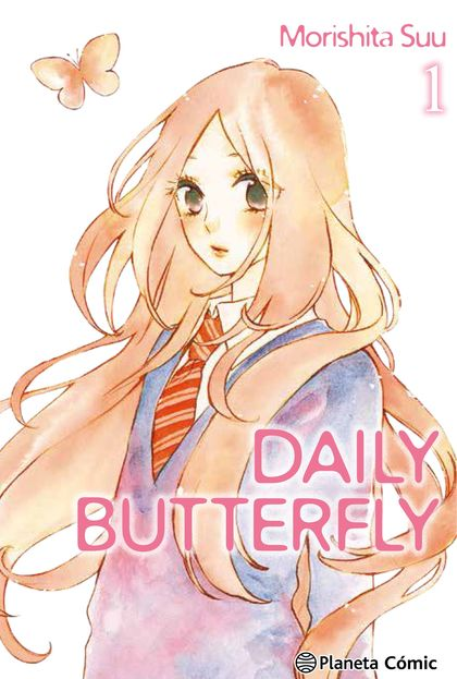 DAILY BUTTERFLY Nº 01/12.