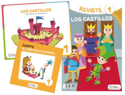 LOS CASTILLOS (DENTRO DE LAS MURALLAS).
