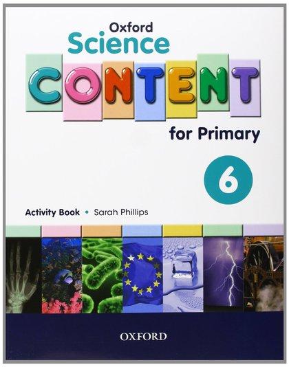 SCIENCE CONTENT 6 AB