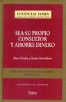 SEA SU PROPIO CONSULTOR AHORRE DINERO