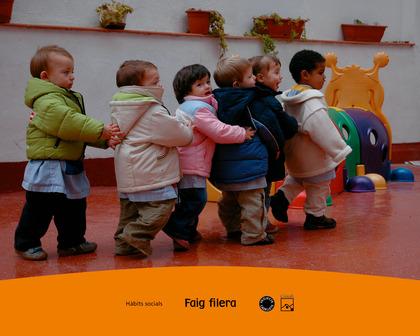 PROJECTE CADELLETS, EDUCACIÓ INFANTIL, 1 Y 2 ANYS. MATERIAL PER AL PROFESSOR