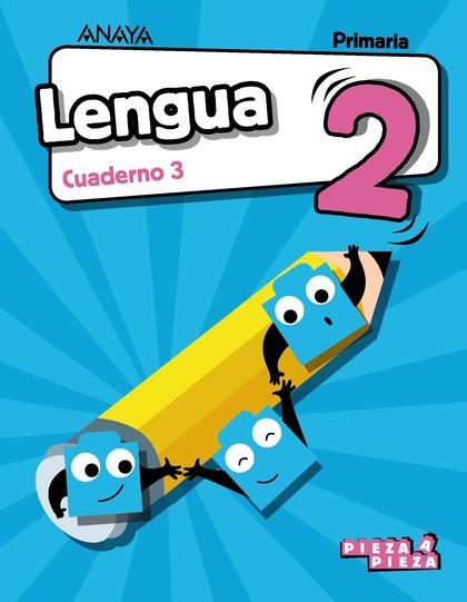 LENGUA 2. CUADERNO 3..