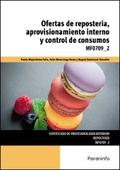OFERTAS DE REPOSTERÍA, APROVISIONAMIENTO INTERNO Y CONTROL DE CONSUMOS.