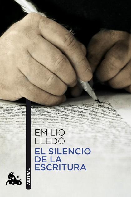 EL SILENCIO DE LA ESCRITURA.