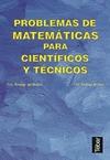 PROBLEMAS MATEMATICAS PARA CIENTIFICOS TECNICOS