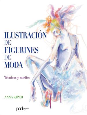 ILUSTRACIÓN DE FIGURINES DE MODA.