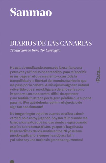 DIARIOS DE LAS CANARIAS.