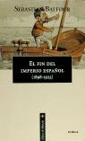 FIN IMPERIO ESPAÑOL 1898-1923