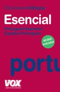 DICCIONARIO ESENCIAL PORTUGUÊS- ESPANHOL.