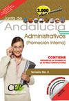 TEMARIO OPOSICIONES VOL. II. ADMINISTRATIVOS DE LA JUNTA DE ANDALUCÍA (PROMOCIÓN.