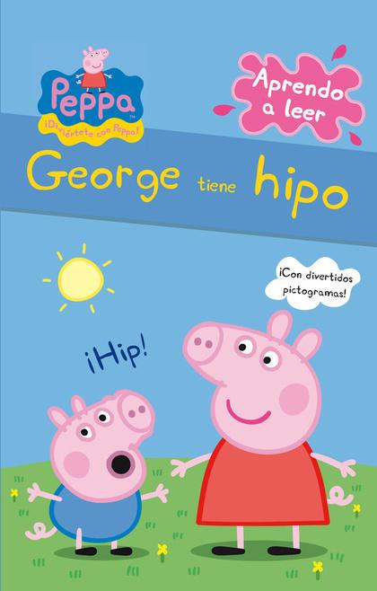 GEORGE TIENE HIPO (PEPPA PIG. PICTOGRAMAS NÚM. 1).