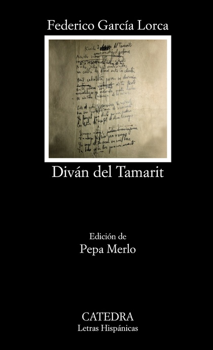 DIVÁN DEL TAMARIT.