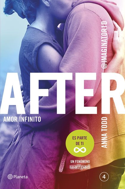 AFTER. AMOR INFINITO (SERIE AFTER 4).