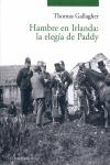 HAMBRE EN IRLANDA:LA ELEGIA DE PADDY.