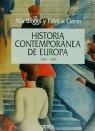 HISTORIA CONTEMPORANEA DE EUROPA 1789-1989