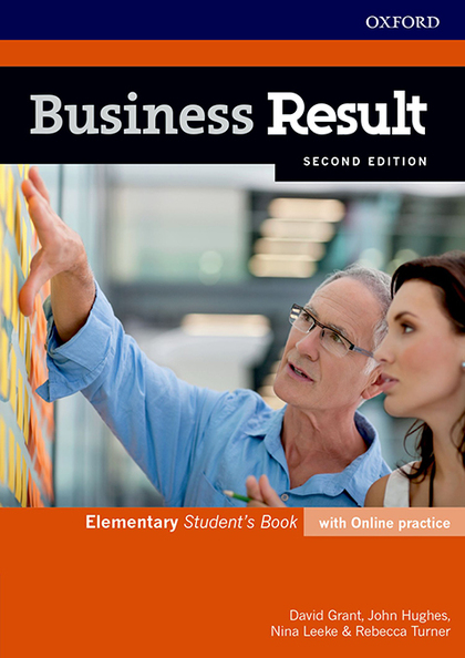 BUSINESS RESULT  ELEMENTARY STUDENT´S BOOK WITH ONLINE PRACTICE
