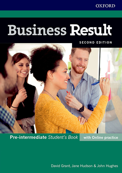 BUSINESS RESULT (2ND EDITION) PRE-INTERMEDIATE STUDENT´S BOOK WITH ONLINE PRACTI