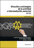 DIRECCIÓN Y ESTRATEGIAS DE LA ACTIVIDAD E INTERMEDIACIÓN COMERCIAL.