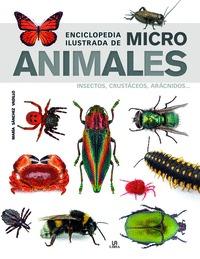 ENCICLOPEDIA ILUSTRADA DE MICRO ANIMALES                                        INSECTOS, CRUST