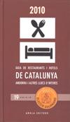 GUIA DE RESTAURANTS I HOTELS DE CATALUNYA, ANDORRA I ALTRES LLOCS D´INTERÈS, 19 EDICIÓ