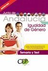 OPOSICIONES IGUALDAD DE GÉNERO, JUNTA DE ANDALUCÍA. TEMARIO Y TEST