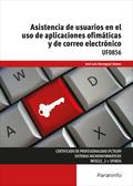 ASISTENCIA DE USUARIOS EN EL USO DE APLICACIONES OFIMÁTICAS Y DE CORREO ELECTRÓN.