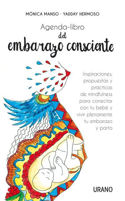 AGENDA-LIBRO DEL EMBARAZO CONSCIENTE                                            INSPIRACIONES,
