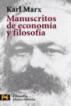 Manuscritos de economía y filosofía