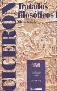 CICERON - TRATADOS FILOSOFICOS I