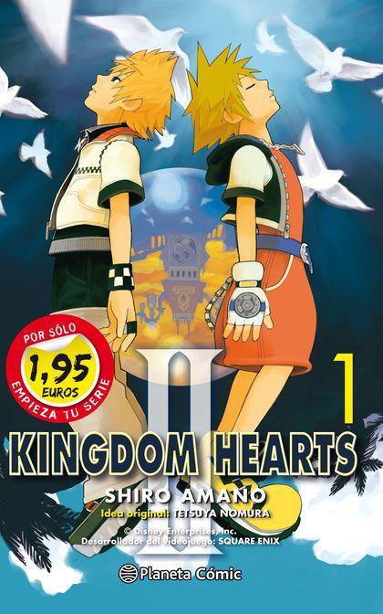 MM KINGDOM HEARTS Nº 01 1,95.