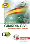 TEMARIO VOL II. OPOSICIONES GUARDIA CIVIL. ESCALA DE CABOS Y GUARDIAS.