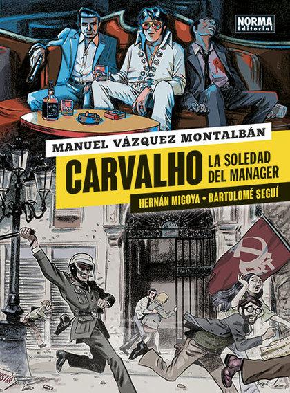 CARVALHO 02: LA SOLEDAD DEL MÁNAGER