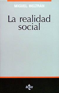 LA REALIDAD SOCIAL