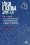 Código electoral comentado