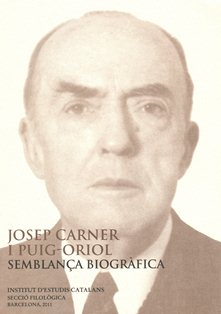 JOSEP CARNER I PUIG-ORIOL                                                       SEMBLANÇA BIOGR