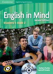 ENGLISH IN MIND FOR SPANISH SPEAKERS, ESO, LEVEL 2