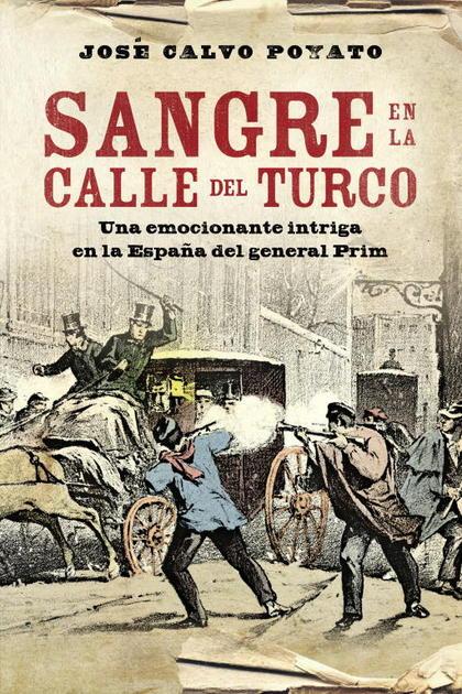 SANGRE EN LA CALLE DEL TURCO : UNA EMOCIONANTE INTRIGA EN LA ESPAÑA DEL GENARAL PRIM