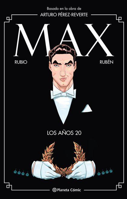 MAX. LOS AÑOS 20.