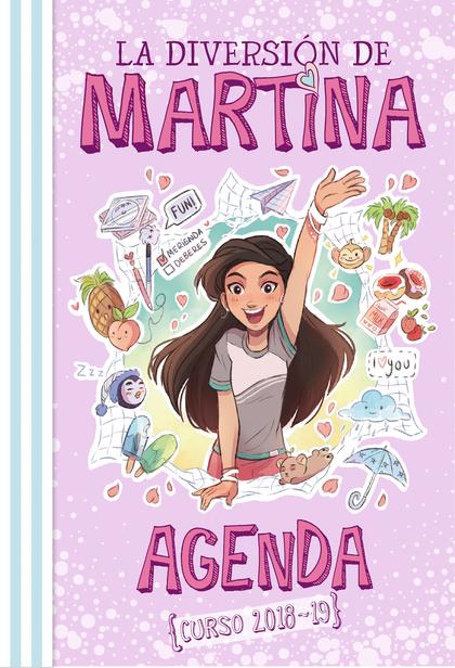DIVERSION DE MARTINA, LA AGENDA